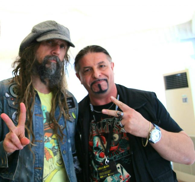 Interview: Rob Zombie on Heavy Metal and Horror Movies