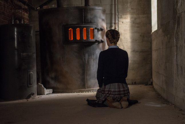 A24 releases the official trailer for Oz Perkins' The Blackcoat's Daughter.