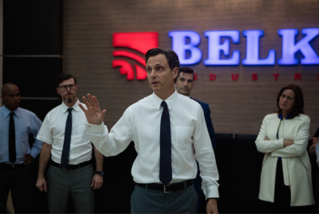 New The Belko Experiment President's Day Clip Calls For Order