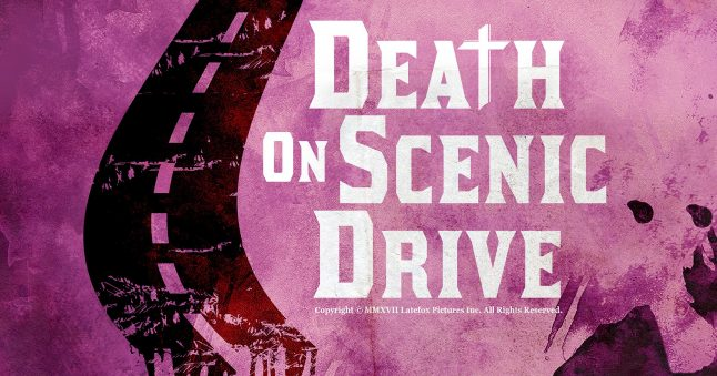 DEATH ON SCENIC DRIVE - TEASER TITLE POSTER (2)