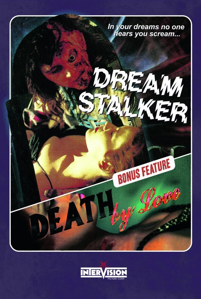 '90s Video Shockers Dream Stalker and Death by Love Coming to DVD