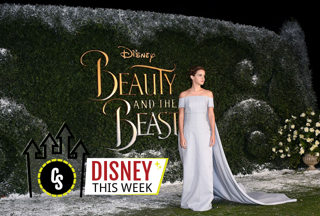 Disney This Week: Beauty and the Beast Premiere & More!