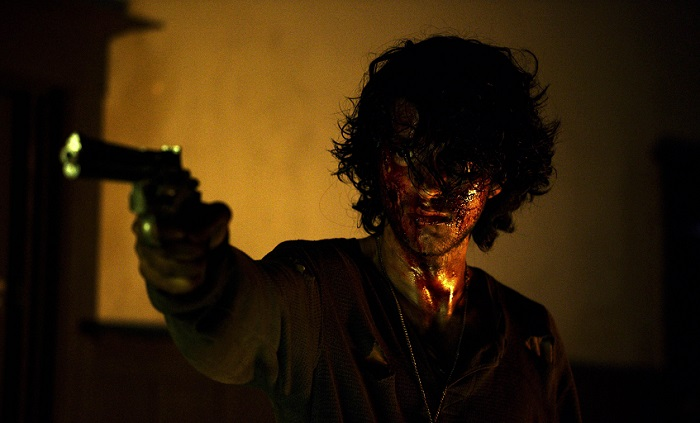 Mad Max Meets Chainsaw Massacre in Drifter Clip