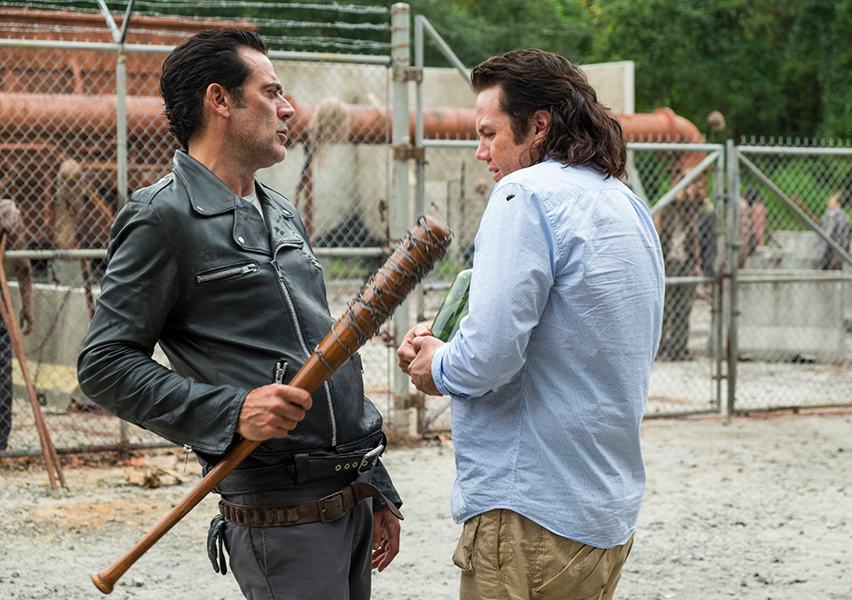 The Walking Dead Episode 711 Recap: Hostiles and Calamities