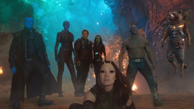 New Guardians of the Galaxy Vol. 2 Poster and Photos!