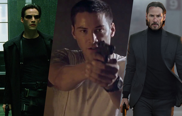 The 10 Best Keanu Reeves Movies