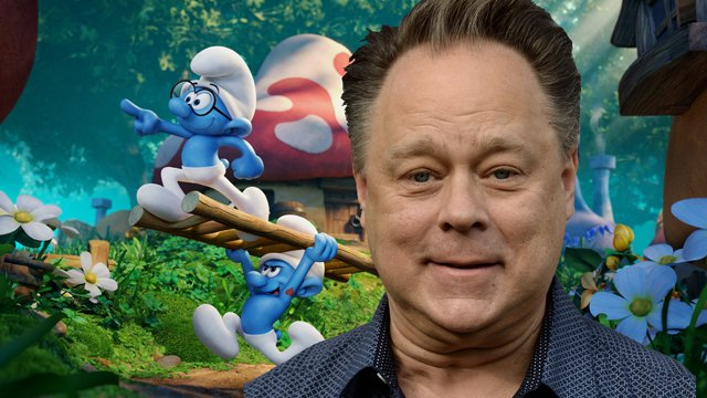 Sit down with Smurfs: The Lost Village with director Kelly Asbury.