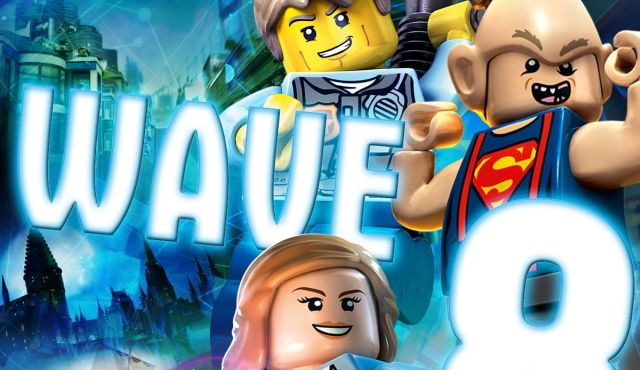 LEGO Dimensions Wave 8 Includes The Goonies, Harry Potter and LEGO City