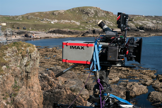 Star Wars: The Last Jedi Scenes Shot in IMAX, Plus More Disney IMAX Releases