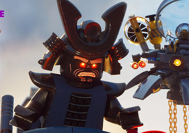 LEGO Movie Sequel Switches Directors, Plus First Ninjago Still