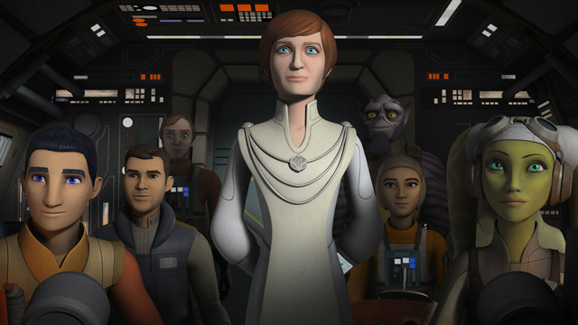 Watch a clip from Secret Cargo, the latest episode of Star Wars Rebels!