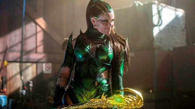 Rita Repulsa gets her own Power Rangers TV spot.