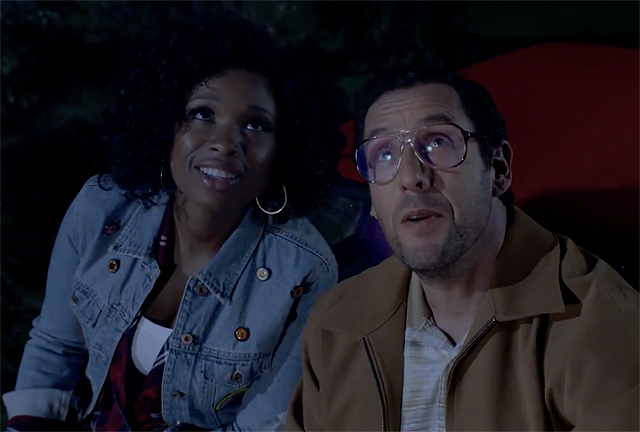 Full Sandy Wexler Trailer with Adam Sandler and Jennifer Hudson