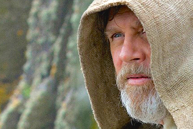 J.J. Abrams Says Mark Hamill Will Win a Last Jedi Oscar