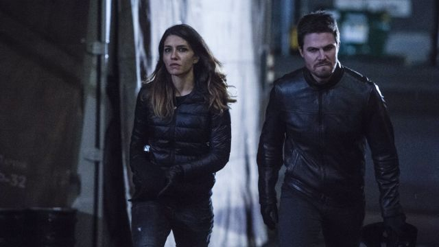 Bratva Photos: Team Arrow Takes on the Russian Underworld