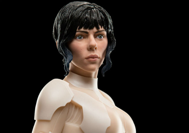 WETA Ghost in the Shell Collectibles Offer a New Look at the Film. Which of these WETA Ghost in the Shell figures do you prefer?