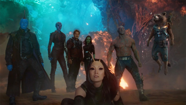 Watch the New Guardians of the Galaxy Vol. 2 Spot! Which of these Guardians of the Galaxy characters is your favorite?