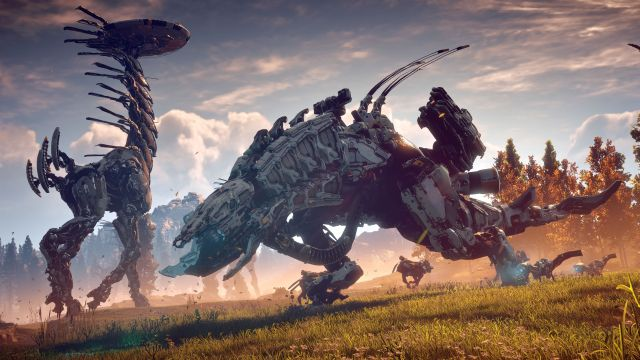 Meet The Machines of Horizon Zero Dawn in New Videos