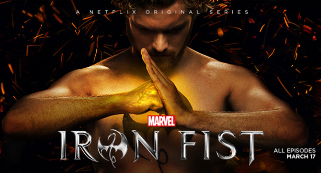 The Marvel's Iron Fist Trailer is Here!