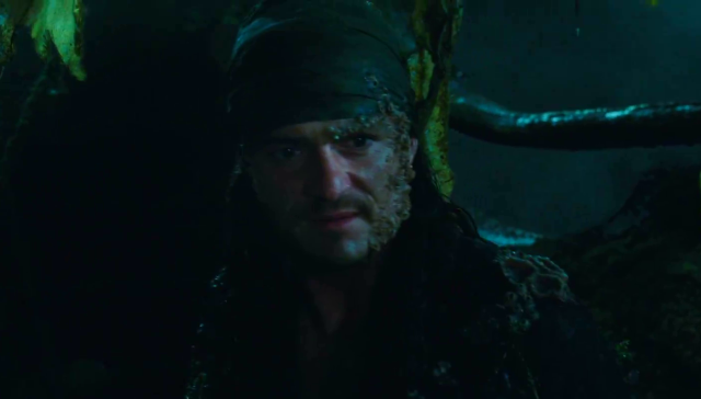 First Look at Will Turner in Pirates of the Caribbean: Dead Men Tell No Tales