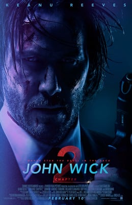 John Wick: Chapter 2 Review at ComingSoon.net