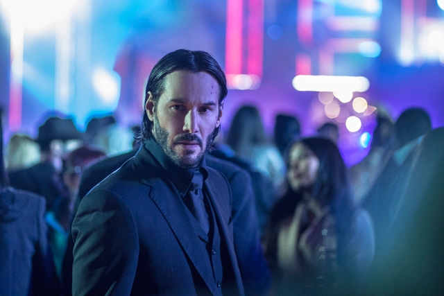 The script for John Wick 3 is being written, according to director Chad Stahelski