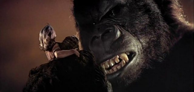 Jessica Lange stars in this famous entry in the King Kong movies list.