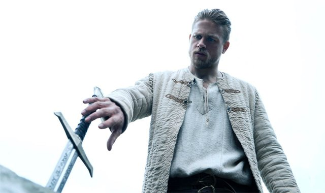 Discovering the Legend of the Sword on the King Arthur Set