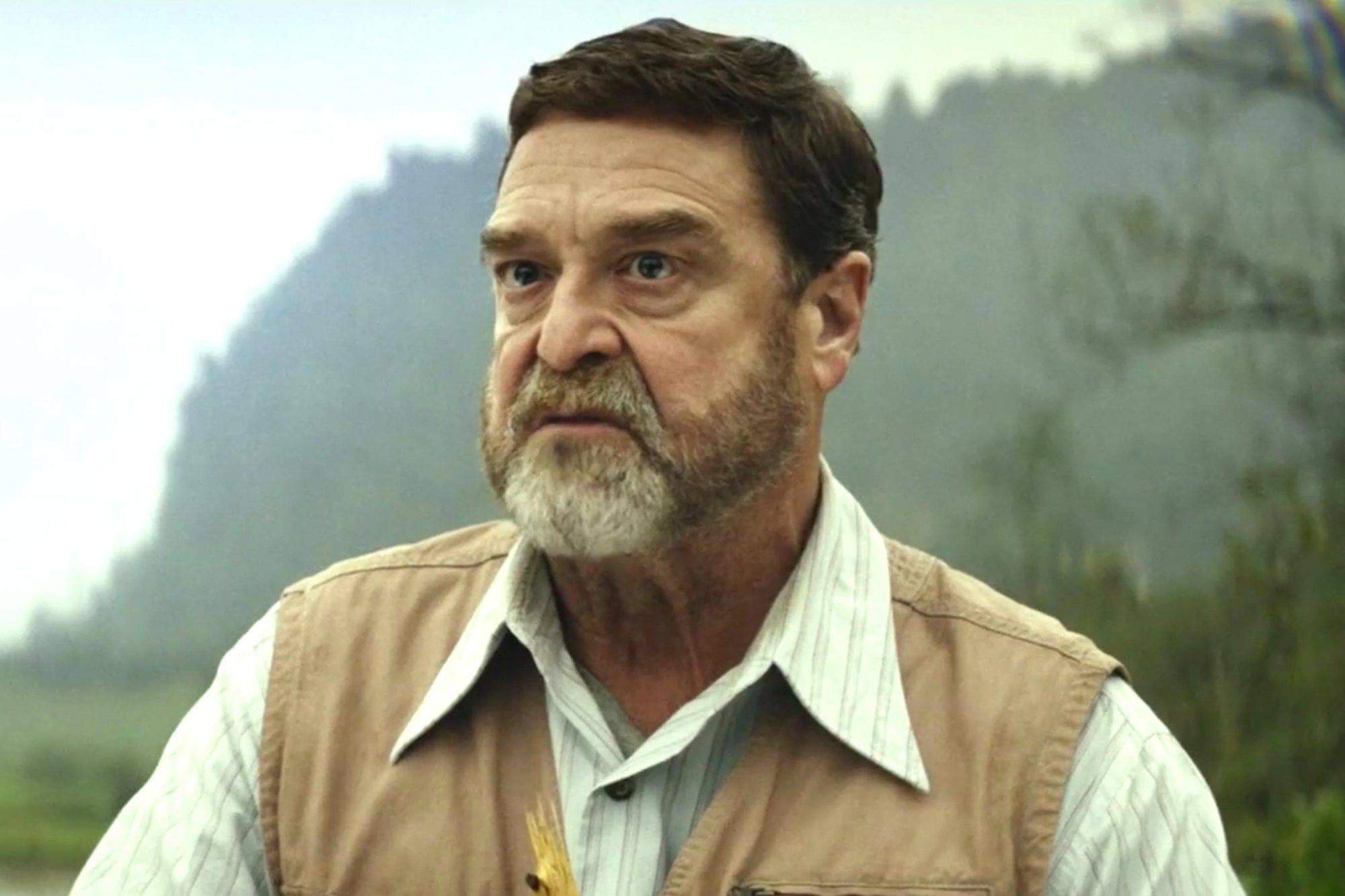 The Skull Island cast also includes John Goodman.