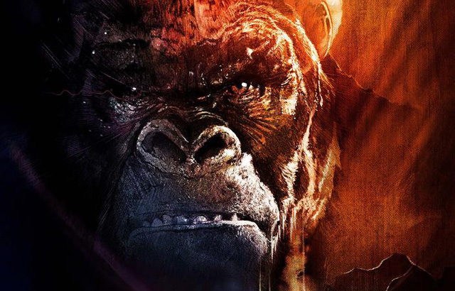 Kong: Skull Island IMAX Poster Goes Full-On Apocalypse Now