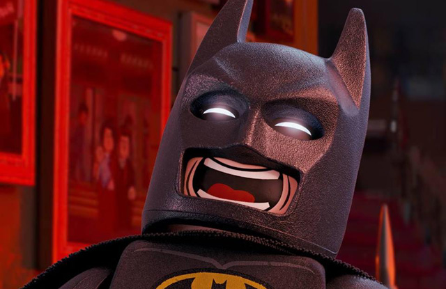 LEGO Batman Movie Still No. 1, The Great Wall Opens in Third
