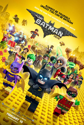 The LEGO Batman Movie Review at ComingSoon.net