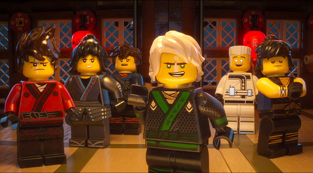 The LEGO Ninjago Movie Trailer is Here!