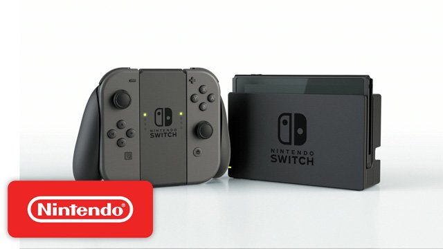 Nintendo Switch Hardware Overview Video