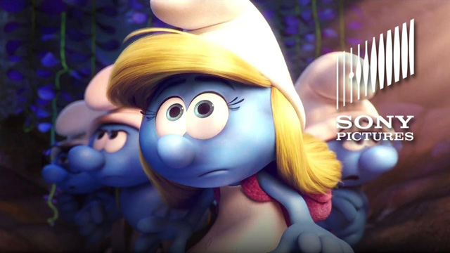 Smurfs: The Lost Village Preview Featuring Meghan Trainor's I'm a Lady