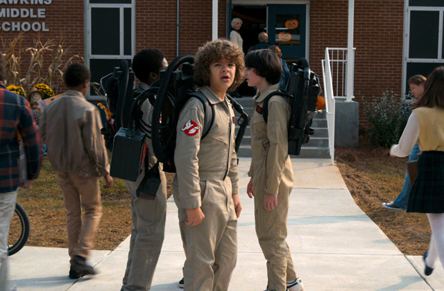 The First Stranger Things Season 2 Photo