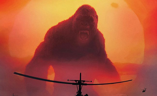 The Island is Kong's Kingdom in New TV Spot