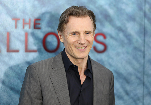 Liam Neeson Boards Action Thriller Hard Powder