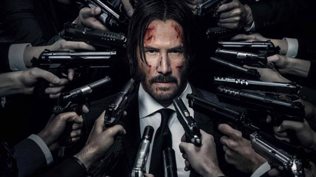 Sit down with Keanu Reeves and the John Wick: Chapter 2 cast.