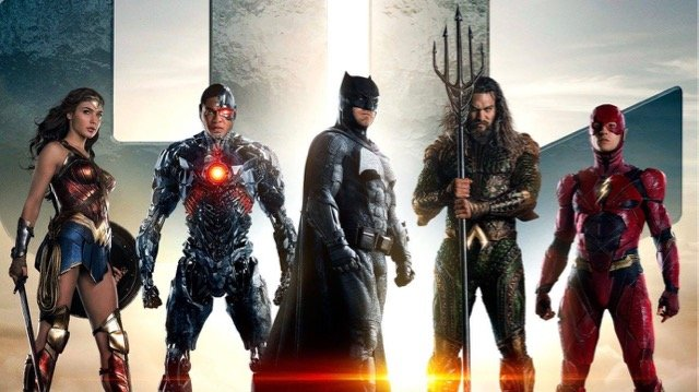 The Justice League Unite for One More Poster!