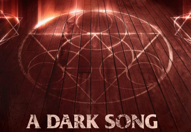 A Dark Song Releases Official Poster and Trailer