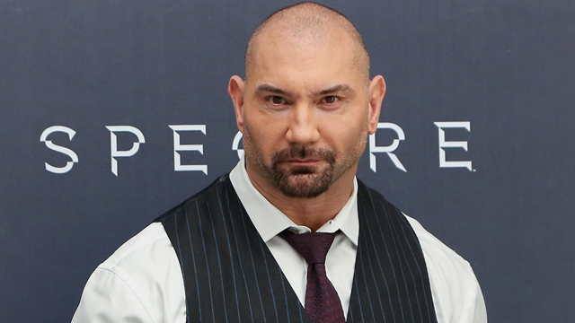 Dave Bautista is joining Stallone in Escape Plan 2.