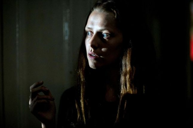 Actress Teresa Palmer stars in dark, sexy thriller Berlin Syndrome, coming soon from Vertical Entertainment