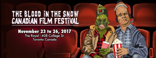 Venerable horror film fest Blood in the Snow announces 2017 dates and cool new venue