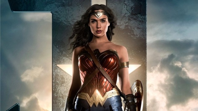 Wonder Woman Justice League Teaser and Poster