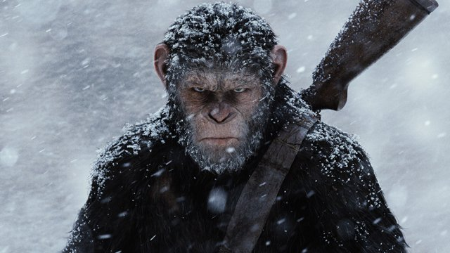 War For the Planet of the Apes opened the Fox cinemaCon presentation.