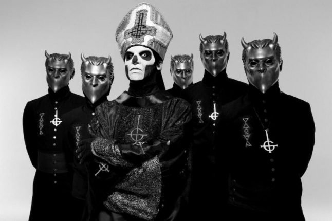 Ghost Announces VIP Upgrades for Summer Tour with Iron Maiden