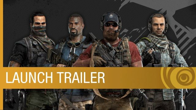 Ghost Recon Wildlands Launch Trailer Brings the Dangerous World to Life