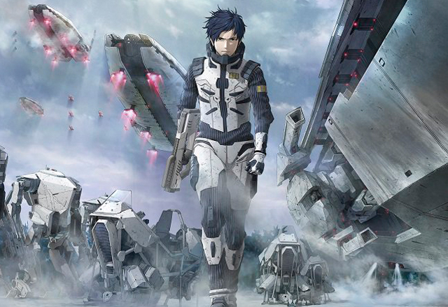 Godzilla: Monster Planet Images and Key Art Show Off Sci-Fi Feel