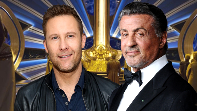 Michael Rosenbaum and Sylvester Stallone Play 'Very Important' Guardians 2 Roles